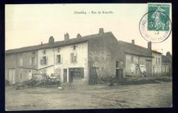 Cpa Du 54  Chambley  -- Rue De Xonville    LIOB62 - Chambley Bussieres