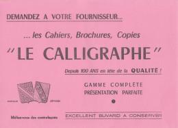 Buvard - Cahiers Le Calligraphe - Papeterie