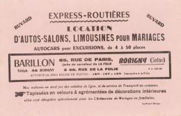 Buvard - Location D'Auto Express Routières - Bobigny - Automobil