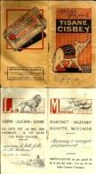 Alphabet Offert Par La Tisane CISBEY - 24 Pages - Abécédaire - éléphant - 0-6 Years Old