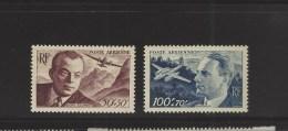 Aviateurs Saint Exupéry Et Dagnaux - 1927-1959 Mint/hinged