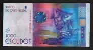 CAPE VERDE (CABO VERDE ) :  1000 Escudos - 2014/15 - UNC - Capo Verde