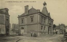 D 44 - Guemene-Penfao - Carrefour De La Mairie - Guémené-Penfao