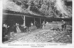 38-VENOSC -ARDOISSIERES Siege Social : J. BARTHEZ - EYBENS - CHANTIER DE TAILLE - Autres Communes