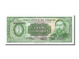 Paraguay, 100 Guaranies Type Gal José E. Diaz - Paraguay
