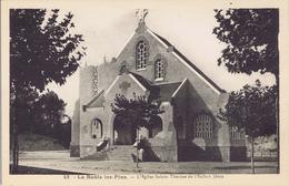 44 - La Baule-Escoublac (Loire Atlantique) - L'église Sainte-Thérèse De L'Enfant Jésus - La Baule-Escoublac