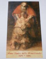 ITALIA - SANTINO DELL'ANNO SANTO DELLA MISERICORDIA, PAPA FRANCESCO - Images Religieuses