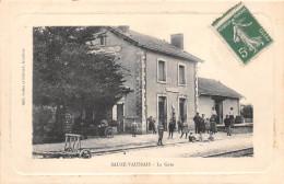 79 - SAUZE-VAUSSAIS -    LA GARE - Sauze Vaussais
