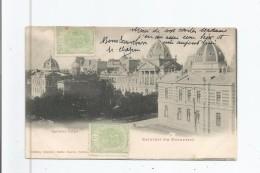 SALUTARI DIN BUCURESCI   SPILATUL COLTEI 1905 - Romania