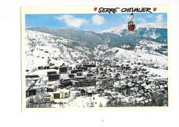 SERRE CHEVALIER  (cpm 05)  Chantemerle 1350 M - - Serre Chevalier