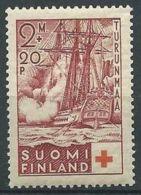 FINNLAND 1937 MI-NR. 200 Kurzer Zahn ** MNH (99) - Finland