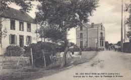 D 44 - LES-MOUSTIERS-en-RETZ - Avenue De La Mer - Les Moutiers-en-Retz