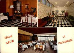 05 - LA FREISSINOUSE - Carte Pub Hotel - Multi Vues - France