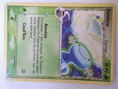 Carte Pokemon 2007 Axoloto 40PV 71/101 - Pokemon