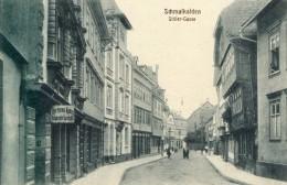 SCHMALKALDEN - THÜRINGEN - DEUTSCHLAND -  SCHÖNE  ANSICHTKARTE. - Schmalkalden
