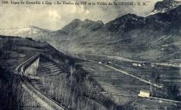 38 Le Viaduc De VIF Ligne De GRENOBLE à GAP - Vif