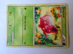 Carte Pokemon 2010 Granivol PV30 67/123 - Pokemon