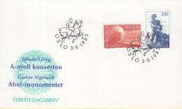 Malta - FDC 3-5-1983 - Europa/CEPT - Große Werke Des Menschlichen Geistes - Oslo - M 885-886 - 1983