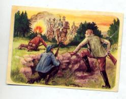 Chromos Biscotte Martin Invasion Apres Waterloo - Chromos