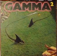 GAMMA - 33 LP Elektra ELK 52245  - GAMMA 2 - 1980 - NM/NM - Rock