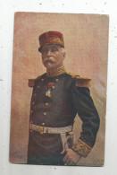 Cp , Militaria , GENERAL PAU , Publicité : Talon Tournant Français LE GAULOIS , Ets Bergougnan , Clermont Ferrand - Guerre 1914-18