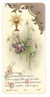 Image Religieuse / Pieuse : ... 1ere Communion ... Couvent Sainte MArthe, Pensionnat De Tatiana - Images Religieuses