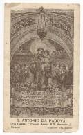 Sant'Antonio Da Padova - Firenze - Figline Valdarno- B.5 - Images Religieuses