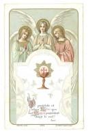 Image Religieuse / Pieuse : ... 1ere Communion ... Cathédrale De Valence - Images Religieuses