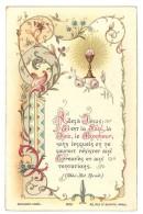 Image Religieuse / Pieuse : ... 1ere Communion ... Chapelle De L'institution Des Chartreux - Images Religieuses