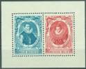 Belgie Belgique 1942 Bloc 17 *** MNH Cote 15,50 Euro - Blocs 1924-1960