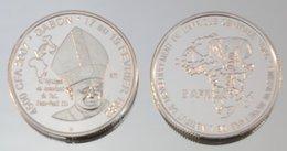 Gabon 4500 CFA 2007 Argent Pur .999 Pape - Gabon