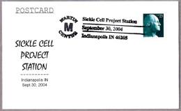 ANEMIA DE CELULAS FALCIFORMES - SICKLE CELL. Indianapolis IN 2004 - Malattie