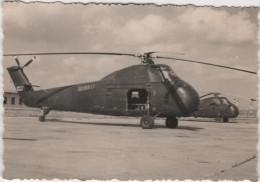 Photo Originale  Aviation Hélicoptère - Aviation