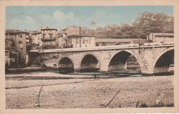 30 - ALES -  Le Pont Vieux - Alès