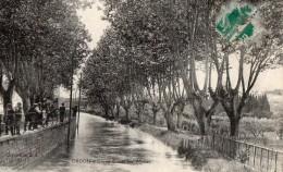 63Ch   13 Orgon Grand Canal Des Alpines - France