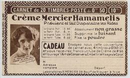 LBL38/2 - FRANCE COUVERTURE DE CARNET - Carnets