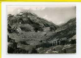 Tignes Vue Generale Du Bassin Avant Le Barrage Et Le Mont Pourri . Edit Jansol N° 7 - Sonstige Gemeinden