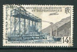 NOUVELLE CALEDONIE- P.A Y&T N°66- Oblitéré - Posta Aerea