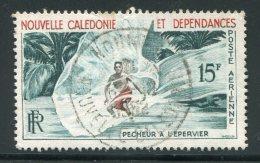 NOUVELLE CALEDONIE- P.A Y&T N°67- Oblitéré - Airmail