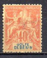 3/ Benin : N° 29 Neuf X MH  , Cote :  6,50 € , Disperse Trés Belle Collection ! - Bénin (1892-1894)