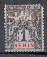 3/ Benin : N° 33 Neuf X MH  , Cote :  2,70 € , Disperse Trés Belle Collection ! - Bénin (1892-1894)