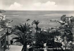 CASTELLAMMARE DEL GOLFO (TP) IL PORTO 1958 - Trapani