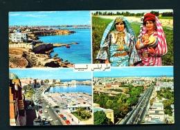 LIBYA  -  Tripoli  Multi View  Unused Postcard - Libya
