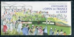 """FRANCE - Blocs Souvenir 13 """"Centenaire De L'Open De France De Golf """" (sous Blister) - Bloques Souvenir"""