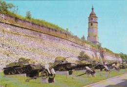 Yugoslavia Beograd Part Of The Outdoor Exhibition Palace - Yugoslavia