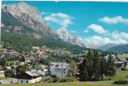 Italy Cortina d'Ampezzo Panorama