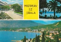 Yugoslavia Pozdrav Iz Igala Multi View 1973 - Yugoslavia