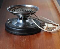 1930s WESTINGHOUSE Vacuum Pot Coffee Maker Base ELECTRIC HOT PLATE Burner STOVE Plaque Chauffante MOKA - Autres Composants