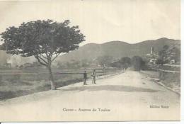 CUGES - AVENUE DE TOULON  ( Animées  ) - Non Classés