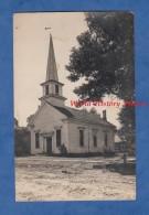 CPA Photo RPPC - HARVARD , Illinois - German Lutheran Church - Etats-Unis
